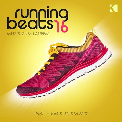 Running Beats, Vol. 16 - Musik Zum Laufen (Inkl. 5 KM & 10 KM Mix)