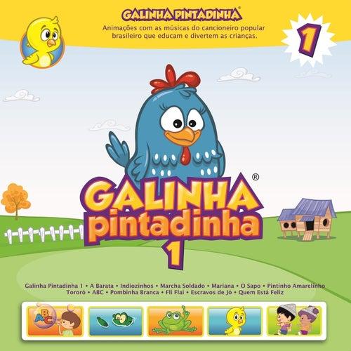 Galinha Pintadinha, Vol. 1 por Galinha Pintadinha