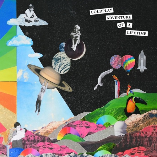 Adventure Of A Lifetime por Coldplay